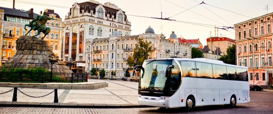 Пассажирские перевозки по Киеву